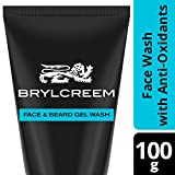 Brylcreem Face and Beard Gel Wash, 100g