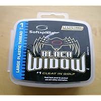 """Spikes Black Widow """"Gewinde"""" 9mm Länge"""