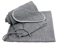 Salvador Bachiller - Travel Accessory Manta / mask - Complementos Viaje TRAVELSET - Grey