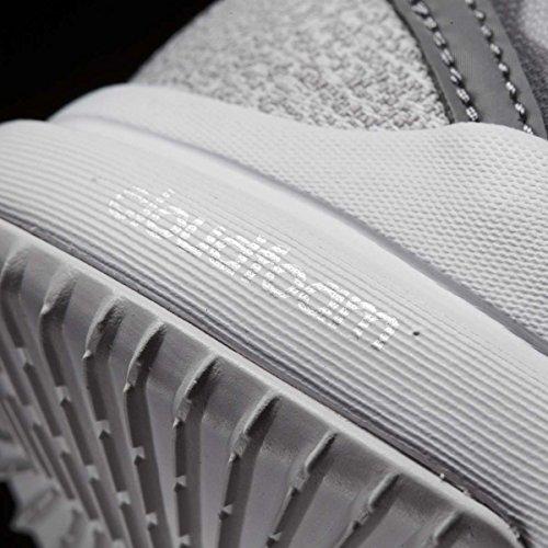 adidas Crazytrain CF W, Chaussures de Fitness Femme Multicolore - Gris/blanc (Griuno/Ftwbla/Gritre)