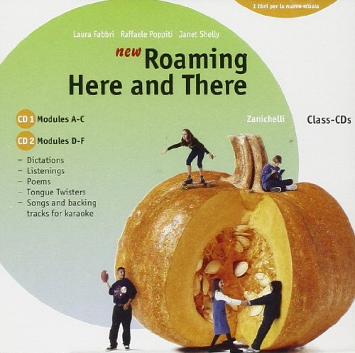 New roaming here and there. CD Audio