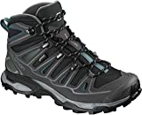 Salomon X Ultra Mid 2 Spikes GTX W Winterschuhe Black