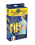 #3: Cpixen Adjustable Back Brace for Posture Correction Back Pain Support Unisex