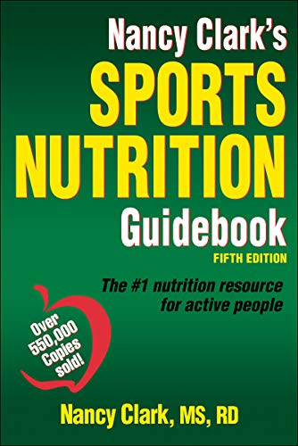 Nancy Clark's Sports Nutrition Guidebook por Nancy Clark