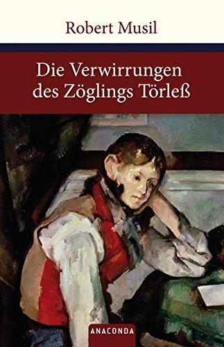 Die Verwirrungen des Zöglings Törleß (Große Klassiker zum kleinen Preis)