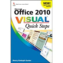 Office 2010 Visual Quick Steps