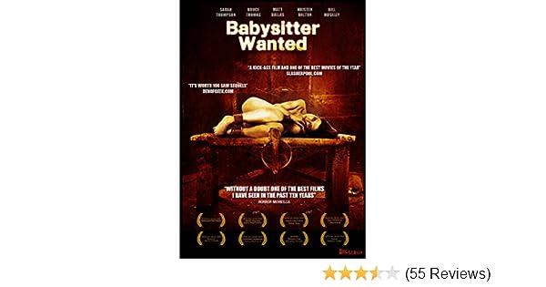 babysitter wanted amazoncouk dvd blu ray