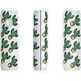 FLAVR Powerbank Cactuses mehrfarbig Zusatz Akku mit USB Anschluss für jedes Handy / Smartphone
