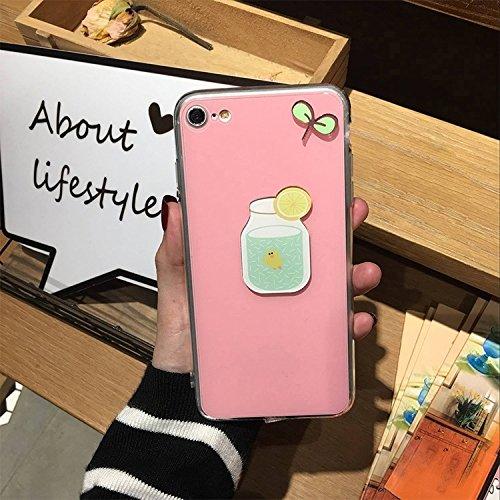 GHC Cases & Covers, Für iPhone 6 & 6s Zitronenmuster Voller Deckung Shockproof schützender rückseitiger Abdeckungs-Fall ( SKU : Ip6g3006b ) Ip6g3006c