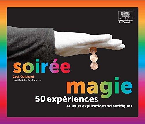 Soiree Magie 50 Exp. & Leurs Explications Scientifiques