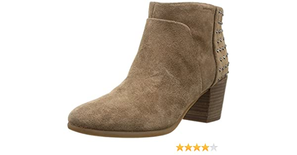 Lucinda D4470C00023C6029 Damen Kurzschaft Stiefel