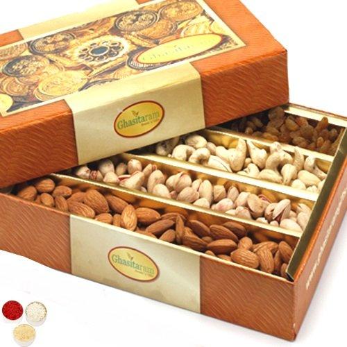 Bhaidooj Dryfruits – Ghasitaram's Dryfruit Box