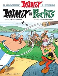 Asterix and the Pechts (Goscinny and Uderzo Present Ane Asterix Adventure) by Jean-Yves Ferri (2013-10-24)