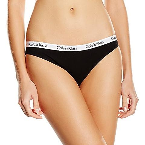 Calvin Klein - CAROUSEL - BIKINI - Sous-vêtements Femme, noir
