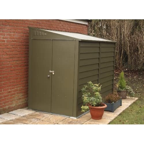 Shed/Garage/Workshop/Metal Storage – Pent Titan 940 (approx. 9′ x 4′)