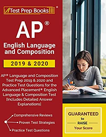 AP English Language and Composition 2019-2020: AP Language and