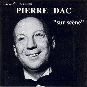 """Afficher """"Pierre Dac sur scène"""""""