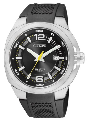 Citizen Herrenarmbanduhr Super Titanium BM0981-08E