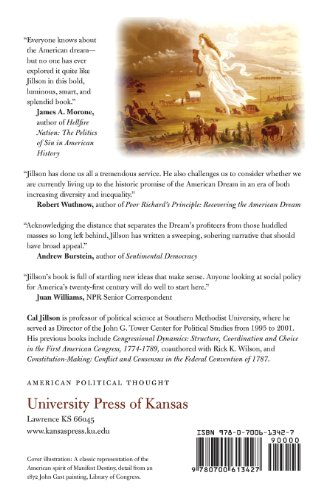 Pursuing the American Dream: Opportunity and Exclusion Over Four Centuries (American Political Thought)