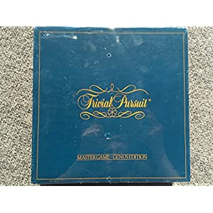 Trivial Pursuit: Master Game - Genus Edition