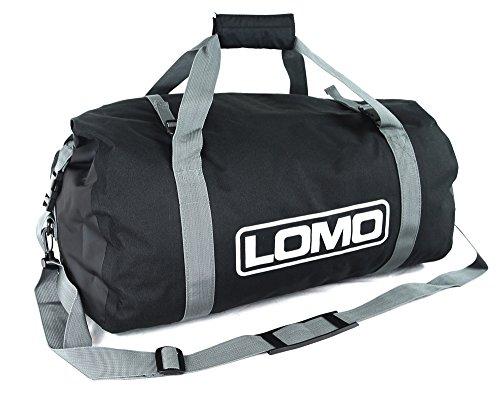 Lomo 40L Dry Bag Holdall. Dry Bag Duffel - Black
