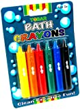 Enlarge toy image: Bath Crayons -  preschool activity for young kids
