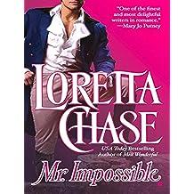 Mr. Impossible (Carsington Family Series)