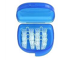 Homclo Schnarchstopper Silikon Nase anti schnarch nasenclip Set nasenklammer schnarchen mit Aufbewahrungsbox preisvergleich bei billige-tabletten.eu