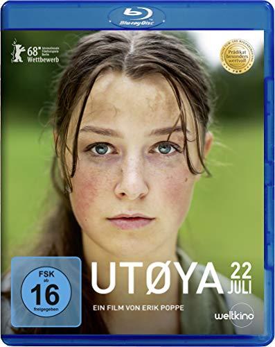 Utoya 22. Juli [Blu-ray]