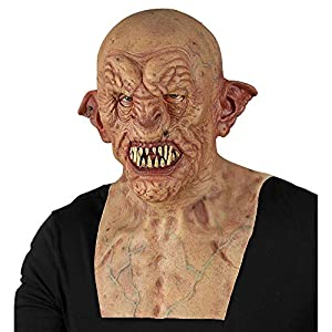 WIDMANN - Máscara para niño maschera mostro multicolor