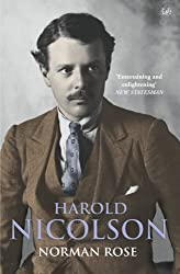 Harold Nicolson by Norman Rose (2-Feb-2006) Paperback