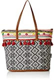 #9: Kanvas Katha Jacquard Stylish Tote Bag Collection for Women Women's (Multicolor)