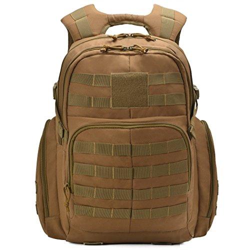 Imagen de mountaintop 40l  militar /táctica molle / acampada /camping /senderismo/ deporte/ backpack de asalto patrulla alternativa