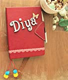 #8: Distinct Daily Diary to Write Notes\ Address\ To do list with name engrave on cover(Excellent personalized gift)
