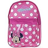 Disney Kinderrucksack - Schultasche - Tasche - Rucksack groß mit Motivauswahl (Minnie Mouse)
