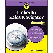 LinkedIn Sales Navigator For Dummies (For Dummies (Business & Personal Finance))
