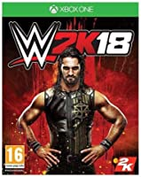 WWE 2K18 (English/Arabic Box) (Xbox One)