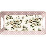 KATIE ALICE Cottage Flower SHABBY CHIC Small Serving Tray