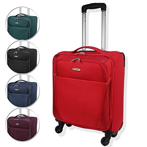 hight-quality-easyjet-ryanair-lighweight-4-wheel-hand-luggage-cabin-luggage-travel-bag-rl712-red