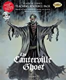 Classical Comics: Teaching Resource Pack: The Canterville Ghost by Gareth Calway (2011-05-24)
