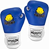 GIM Kinder Boxhandschuhe Unsiex Junior Handschuhe Punchinghandschuhe 4 Oz