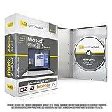 Microsoft® Office 2013 Standard. Original-Lizenz. 32 bit & 64 bit. Deutsch+ML. Audit Sicher, S2-ISO DVD, Lizenz. CLP Zertifikat