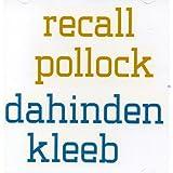 Recall Pollock