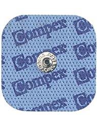 Electrodos Cefar Compex DURA-STICK PLUS con conectadores Snaps-4 electrodos cuadrados 50 x 50 mm