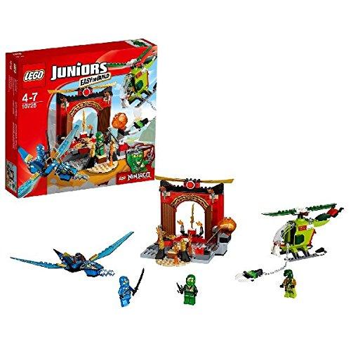 LEGO - Templo perdido, multicolor (10725)