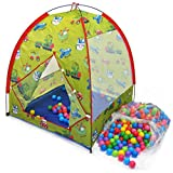 Transportation Play Tent W/ Safety Meshi...