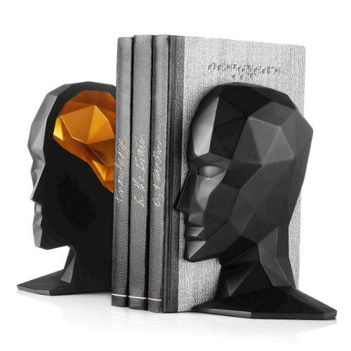 Bücher,Bücherhalter,Bücherstütze,Kopf,Menu