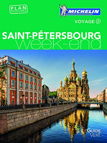 Guide Vert Week-End Saint-Pétersbourg Michelin PDF Books