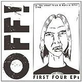 Songtexte von OFF! - First Four EPs