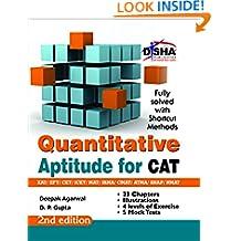 Quantitative Aptitude for CAT/ XAT/ IIFT/ CMAT/ MAT/ Bank PO/ SSC 2nd Edition